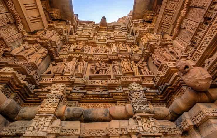 Khajuraho Temples, Madhya Pradesh - History, architectural Design